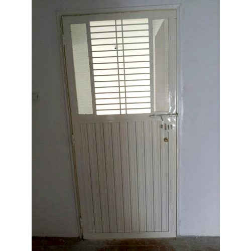 Mild Steel MS Safety Door  sc 1 st  IndiaMART & Mild Steel MS Safety Door Rs 5000 /piece HBN Enterprises | ID ...