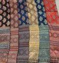 Ajrakh Modal Silk Sarees