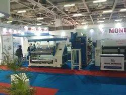 Monu Graphics Fingerless Single Facer Corrugation Machine