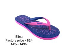 Ladies Hawai Slipper