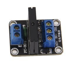 Solid Relay Module 5v Low Level Trigger 1, 2, 4 Channel