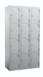 12 Compartment Storage Locker LTM40