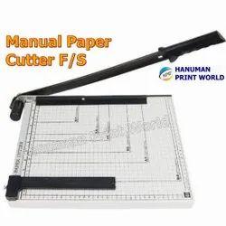 Manual Paper Cutters F/S