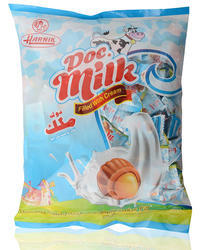 Harnik Milk Center Cream Filled Candy