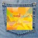 Designer Jeans Pocket Label