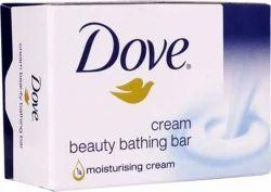 pack Of 3 100g Dove Almond Cream Beauty Bathing Bar