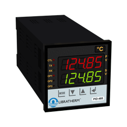 PID Temperature Controller (1/16 DIN - 5 Digit Display)