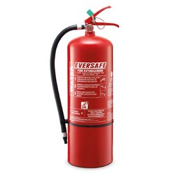 Mild Steel A B C Dry Powder Type 2 Kg Eversafe Fire Extinguishers, Capacity: 2Kg