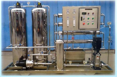 Mineral Water Plant (Stainless Steel)