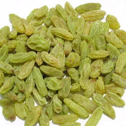 Green Dried Raisins