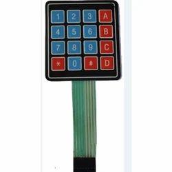 Membrane Key Pads