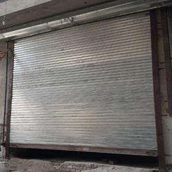 Mechanical Gear Operated Rolling Shutter
