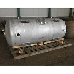SS Air Receiver Tank