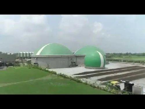 Bio CNG Plant