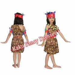 Trible Girl Costume