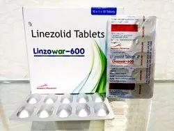 Linzolid -600