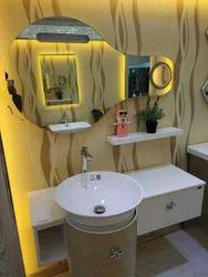 Ceramic Designer Wash Basin And Interior