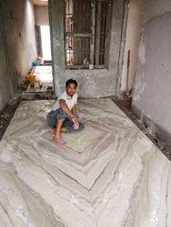 Marble Pattern Floor Tiles