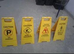 Men at Work Floor Stand