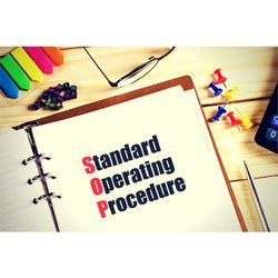Standard Operating Procedure Development Services