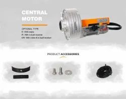 Automatic Center Motor