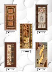 Paper Print Door Skin for Exterior Door
