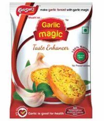 Khushis Garlic Magic Bread