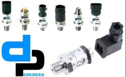 Setra 3100B0010C02B Pressure Transmitter 0-10 Bar