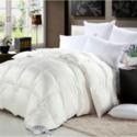 White Plain Duvet Cover