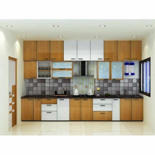 U Shaped Modular Kitchen: Modular Kitchen And Fancy Wallpapers Manufacturer