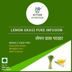 oilcure green Lemon Grass Pure Infusion - 100 Gm, 100 gms