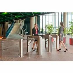 Tripod Turnstiles with Installation