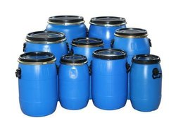 Water Barrel, Capacity: 25-240 Litres, Open Top Drum