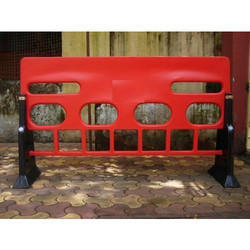 3 PC Fence Road Barrier