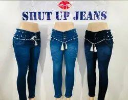 None Slim Ladies Jeans