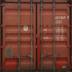 40' GB Storage Shipping Container