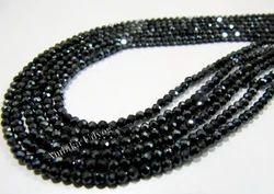Black Spinel Beads