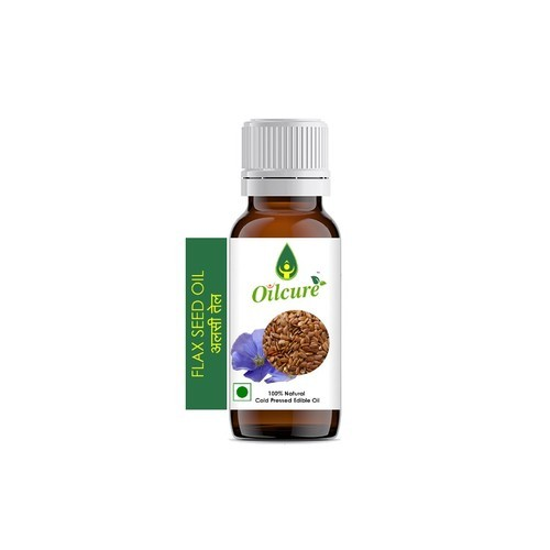 Oilcure Flax Seed Oil - 500 Ml