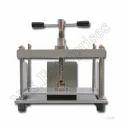 A3 Book Press Machine