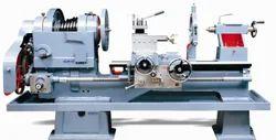 Semi-Automatic Lathe Machine, Horizontal Lathe