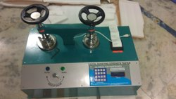 Bursting Strength Tester With Thermal Printer Dual Head
