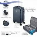 Hard Luggage Trolley Bag (001)