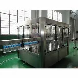 Water Bottle Filling Plant