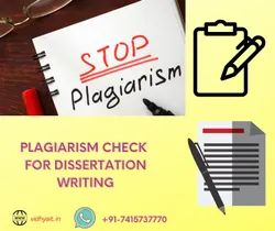 Plagiarism Check Report For Dissertation