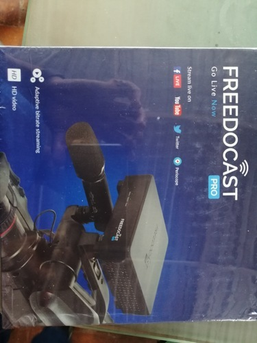 Freedocast Pro-Live Streaming Device,Live Stream To Facebook