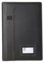 Leather Ring Binder File Folder