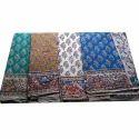 Ladies Silk Kalamkari Saree, Length: 5.5 M