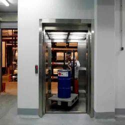 Geared MRL Lift