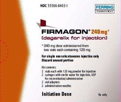 Firmagon Degarelix Injection