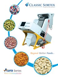 peanuts color Sortex Machine